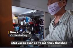Cuộc sống của 18 người trong nhà lồng 47 m2 ở Hong Kong