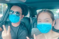 Sara Lưu 'khóc dở mếu dở' vì bị Dương Khắc Linh bỏ quên ở siêu thị