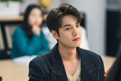 Lee Min Ho và loạt mỹ nam Hàn bị chê diễn đơ cứng