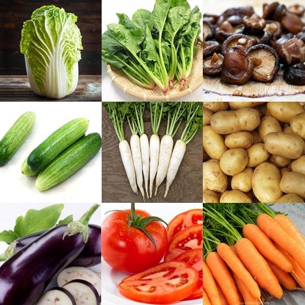Chọn loại rau thích ăn nhất để biết khi yêu bạn là người chân thành hay ích kỷ-1