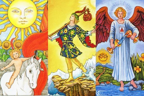 Bói bài Tarot: Chọn 1 lá bài để biết tình yêu của bạn có bị Tuesday phá đám-1