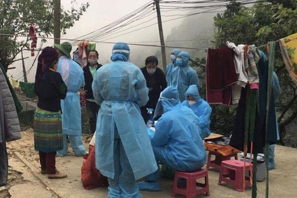 VZN News: Phát hiện 8 ca nghi ngờ dương tính với Covid-19, Hà Giang tiếp tục phong tỏa thêm 1 trạm y tế-1