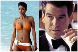 Halle Berry suýt chết khi quay cảnh nóng cùng 'điệp viên 007'