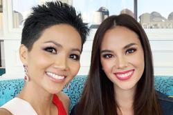 Bản tin Hoa hậu Hoàn vũ 23/4: H'Hen Niê khiến người chiến thắng 'tắt nắng'