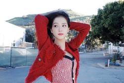 Tái xuất Instagram sau 20 ngày im ắng, BLACKPINK Jisoo khoe visual cực xinh