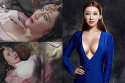 Hotgirl mạng khoe ngực khủng trong 'Tân Ỷ Thiên Đồ Long Ký' là ai?