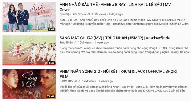 Thánh nữ cover triệu view Hương Ly liệu có phá bỏ được lời nguyền để sánh ngang Linh Ka trên đường đua top 1 trending Youtube?-5