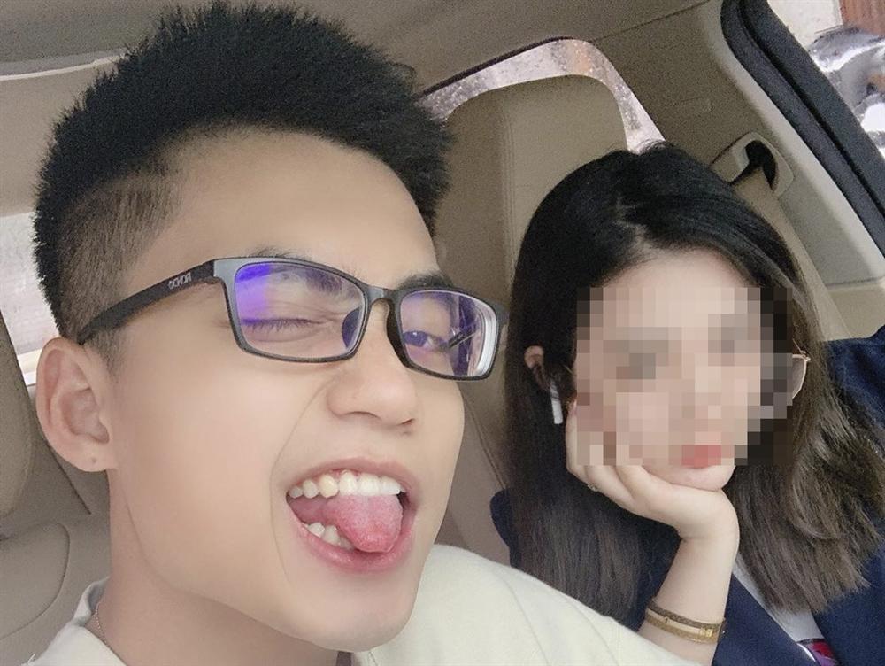 Em trai Sơn Tùng M-TP thân mật, ôm vai bá cổ con gái Đường Nhuệ-2