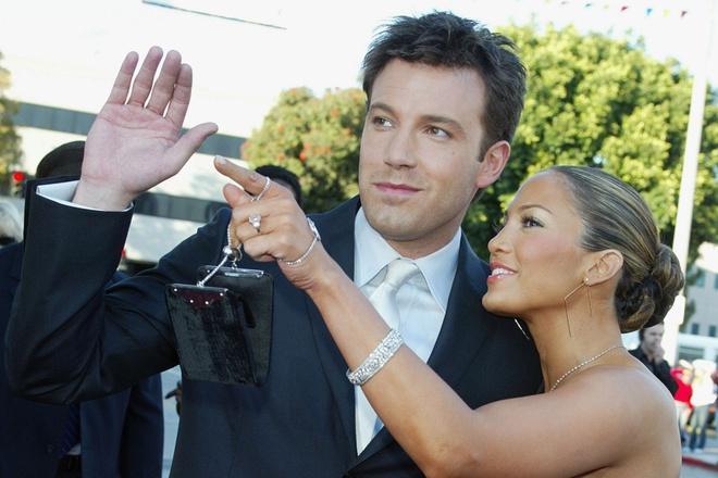 Ben Affleck khiến Jennifer Lopez không thể quên sau 18 năm chia tay-1