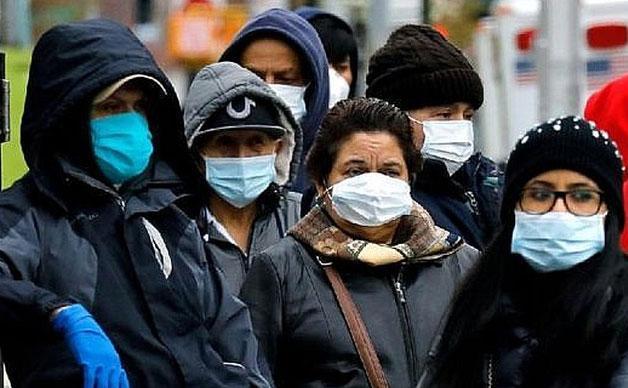 TP New York cứ 5 người có hơn 1 người nhiễm COVID-19-1