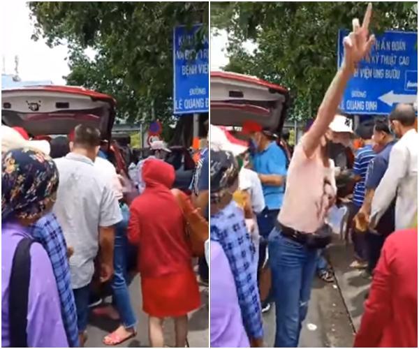 Trang Trần đuổi thẳng cổ người xin cơm từ thiện có thái độ chảnh chọe-1