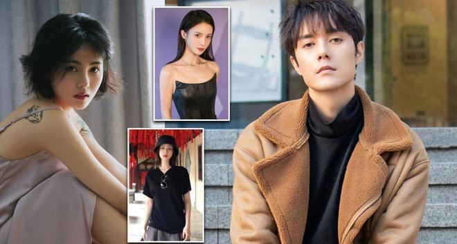 Tài tử yêu 4 nữ diễn viên cùng lúc nói dối về thân thế giàu có-1