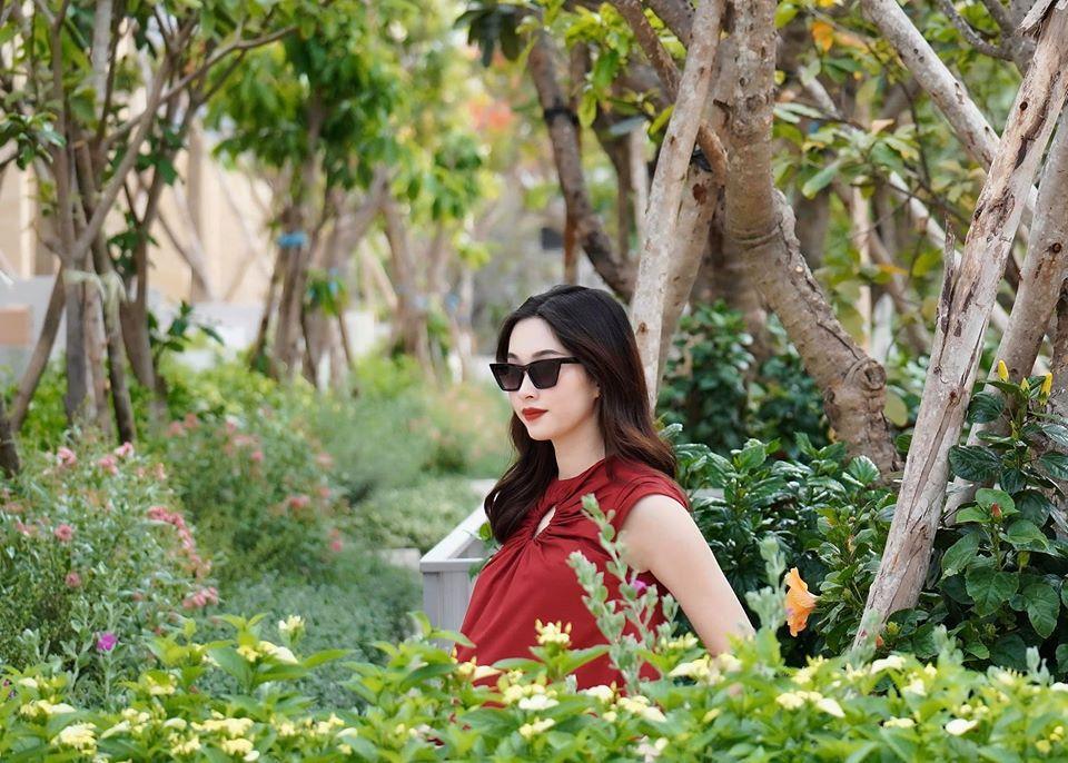 Hoa hậu Đặng Thu Thảo xác nhận mang thai lần 2, dự sinh quý tử vào tháng 5-3