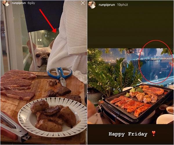 Chia tay Linh Rin, thiếu gia Phillip Nguyễn lộ ảnh ăn tối bên cô gái mặc áo choàng tắm-2