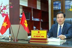 Thái Bình điều động 1 chủ tịch huyện, có vợ liên quan vụ Đường 'Nhuệ'