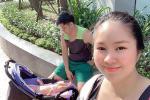 Từng bị chê quá mập sau sinh, Lê Phương thay đổi 180 độ chỉ trong vài tháng cách ly xã hội-10