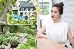 Choáng ngợp với nhà vườn hoành tráng của Bảo Thy và chồng đại gia
