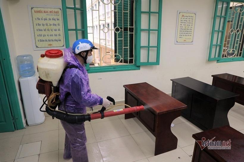 Đề xuất cho học sinh Hà Nội trở lại trường theo 4 giai đoạn-1