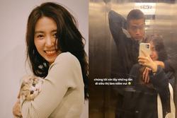 Mẫn Tiên lần đầu tiên kể chuyện yêu đương với bạn trai hot boy bóng rổ kiêm chủ tịch xịn xò