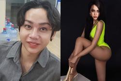 'Thánh lô tô' Lương Trung Kiên 'đốt mắt' người nhìn khi diện bikini sau công khai chuyển giới