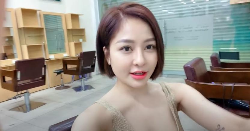 Hot girl Trâm Anh bất ngờ đòi tuyển người yêu mới