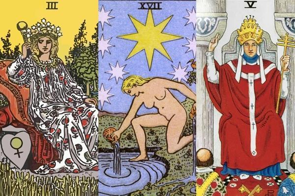 Bói bài Tarot: Chọn 1 lá bài để biết ai là quý nhân mang tiền bạc đến cho bạn trong tháng 5-1