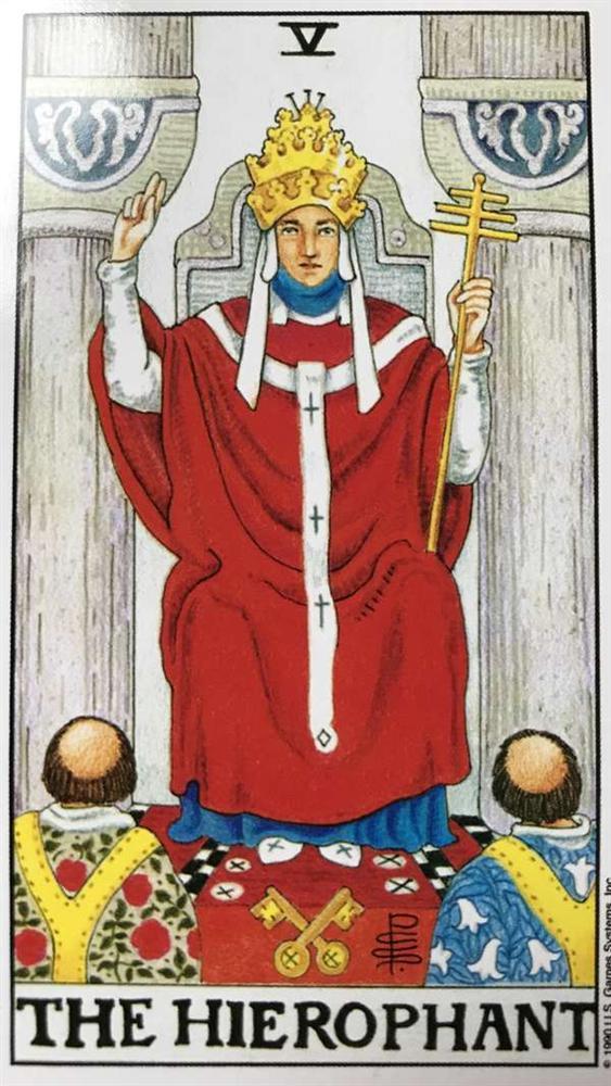 Bói bài Tarot: Chọn 1 lá bài để biết ai là quý nhân mang tiền bạc đến cho bạn trong tháng 5-4