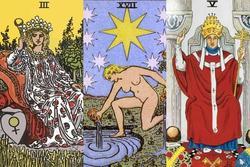 Bói bài Tarot: Chọn 1 lá bài để biết ai là quý nhân mang tiền bạc đến cho bạn trong tháng 5