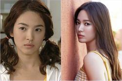 Sắc vóc Song Hye Kyo, Jang Nara thời mới nổi tiếng