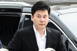 Cựu chủ tịch YG bị truy tố vì đe dọa nhân chứng