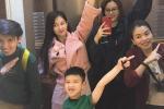 Quỳnh Chi mới ký giấy cho chồng cũ nuôi con ở Mỹ
