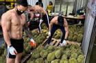 Nghỉ làm vì dịch, HLV thể hình Thái Lan 'gây bão' khi bán sầu riêng