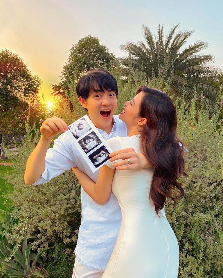 Đông Nhi chính thức xác nhận mang thai con đầu lòng với Ông Cao Thắng-1