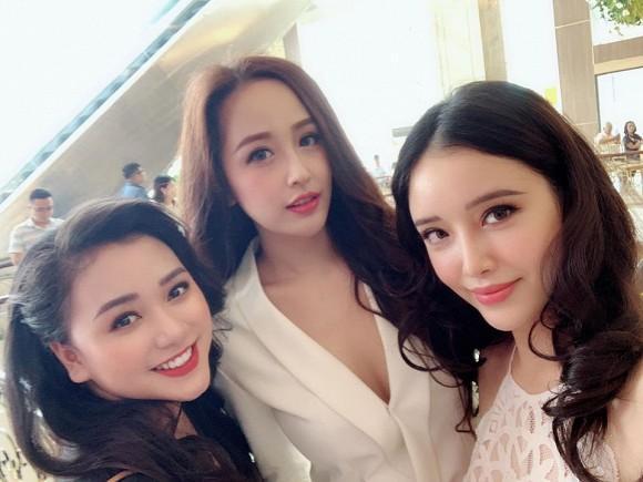 Em họ Hoa hậu Mai Phương Thúy: Từng mập ú, giảm 25 kg trở thành mỹ nhân xinh như mộng-1