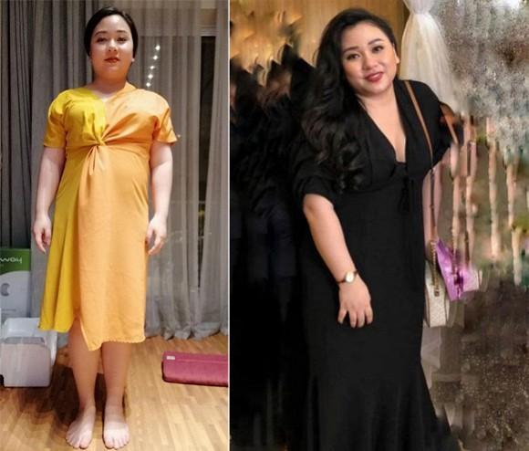 Em họ Hoa hậu Mai Phương Thúy: Từng mập ú, giảm 25 kg trở thành mỹ nhân xinh như mộng-2