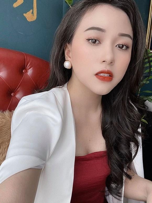 Em họ Hoa hậu Mai Phương Thúy: Từng mập ú, giảm 25 kg trở thành mỹ nhân xinh như mộng-4