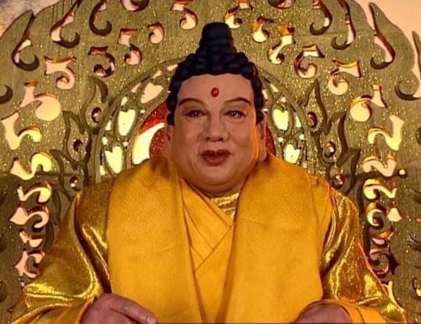 Tuổi 81 của diễn viên đóng Phật Tổ Như Lai trong Tây Du Ký-2