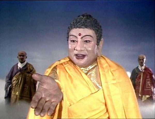 Tuổi 81 của diễn viên đóng Phật Tổ Như Lai trong Tây Du Ký-3