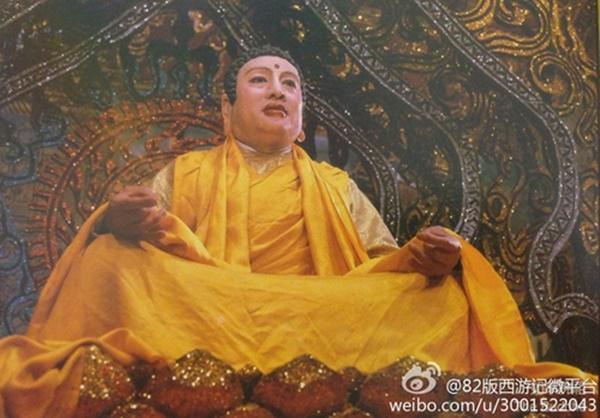 Tuổi 81 của diễn viên đóng Phật Tổ Như Lai trong Tây Du Ký-4