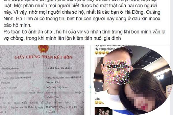 Nhanh Như Chớp: Cư dân mạng đã tìm ra địa chỉ cô vợ bỏ chồng theo nhân tình khi vừa cưới 1 tháng-1