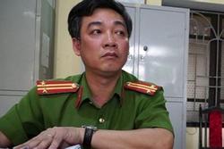 Điều chuyển công tác Phó trưởng Công an TP Thái Bình
