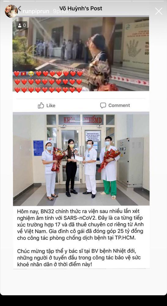 Tiên Nguyễn khoe ảnh đoàn tụ gia đình, khoảnh khắc tình cảm bên anh trai làm ai cũng xúc động-2