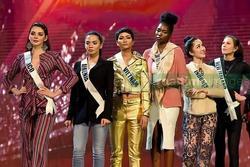 Bản tin Hoa hậu Hoàn vũ 28/4: Giật mình với hình ảnh 'đơ như tượng' của H'Hen Niê
