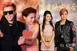 La Chí Tường ngoại tình với nữ hoàng nội y Hong Kong Châu Tú Na