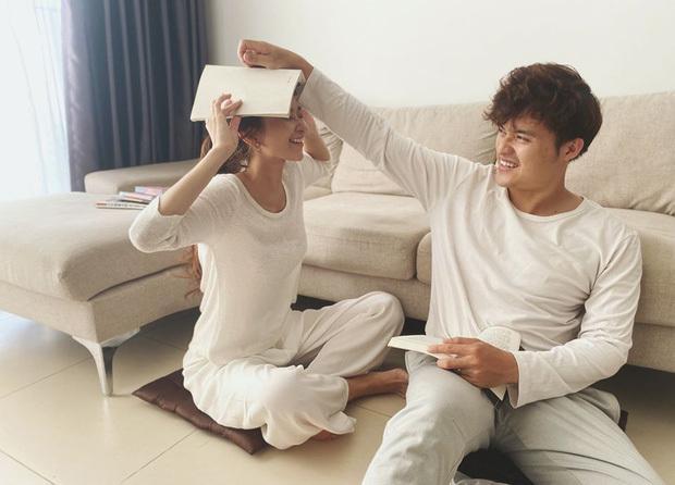 Cảnh vợ chồng son đậm ngôn tình của cặp duy nhất nên duyên từ Người Ấy Là Ai sau 2 tháng kết hôn-3