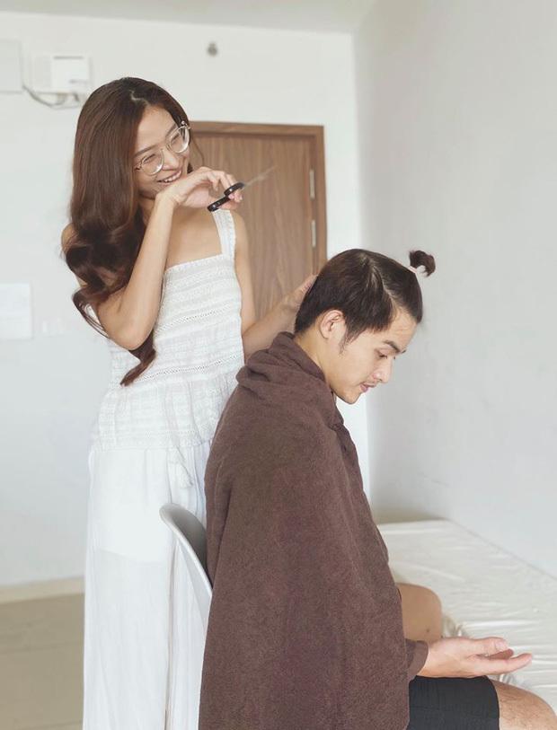 Cảnh vợ chồng son đậm ngôn tình của cặp duy nhất nên duyên từ Người Ấy Là Ai sau 2 tháng kết hôn-5