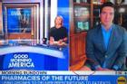 Nam phóng viên lộ cảnh không mặc quần trên sóng truyền hình