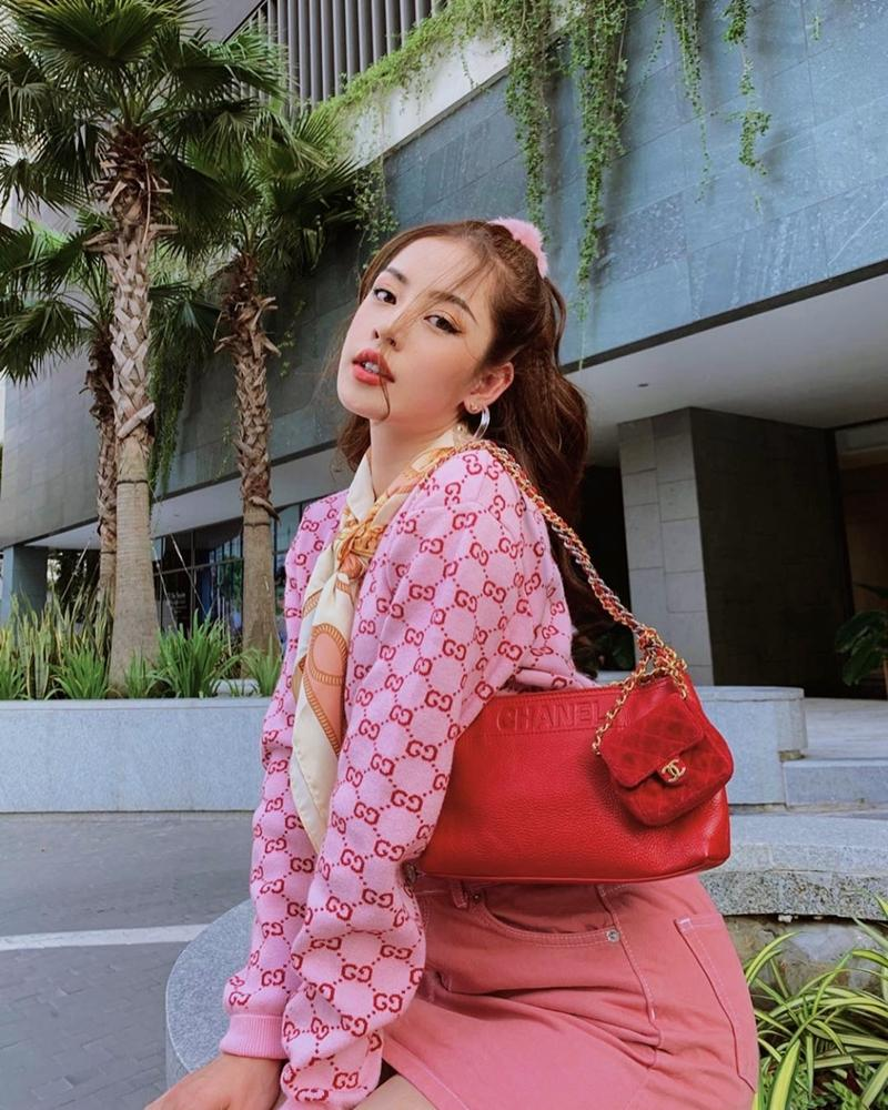 STREET STYLE: Amee - Sam bung lụa thành công chúa, tiểu thư dịp nghỉ lễ-2