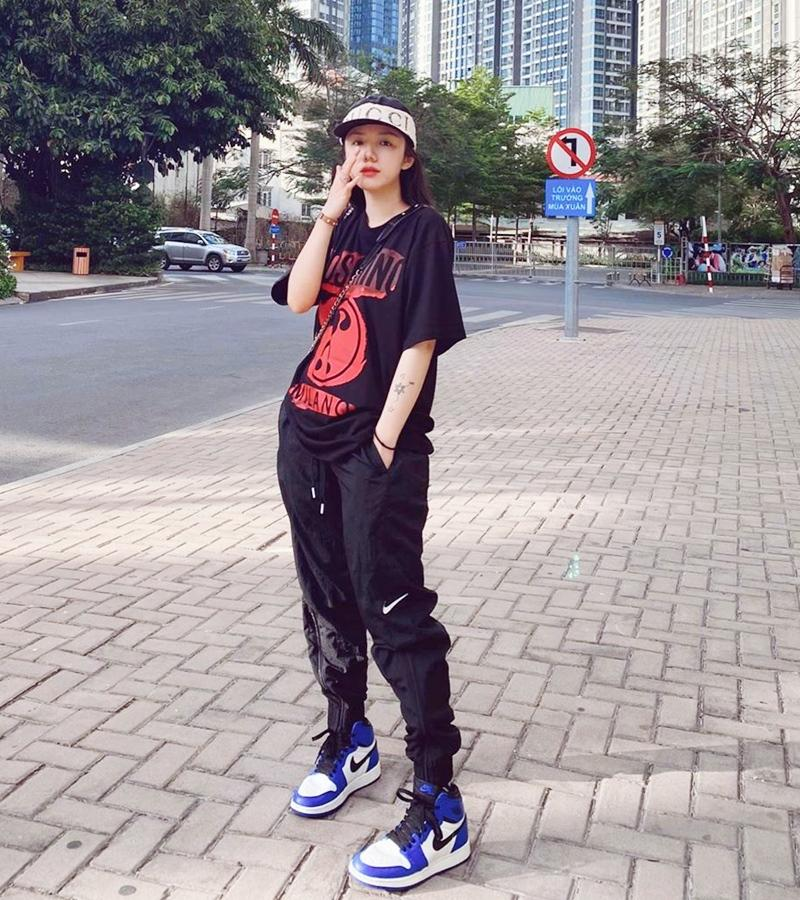 STREET STYLE: Amee - Sam bung lụa thành công chúa, tiểu thư dịp nghỉ lễ-5