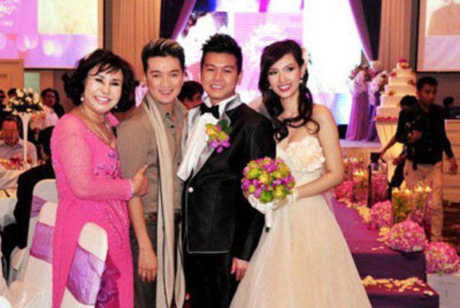 Những nữ đại gia Việt là mẹ chồng của hoa hậu - MC, có người bị tố quá độc đoán-3